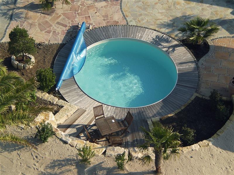 pool set schwimmbecken 3 50 x1 50m komplett rundbecken. Black Bedroom Furniture Sets. Home Design Ideas
