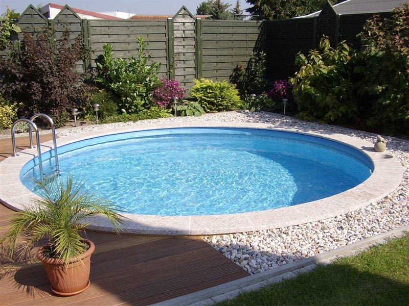 pool rund set 5m x 1 50m rundbecken 0 6 folie stahlwand. Black Bedroom Furniture Sets. Home Design Ideas